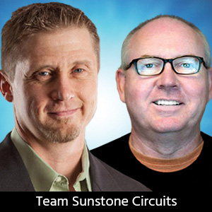 Team Sunstone Circuits